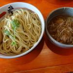 東近江塩元帥 - 塩つけ麺800円