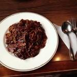 西洋料理店 エスコフィエ - スパゲッティ カルーソ風