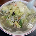 高乃屋 - 料理写真:タンメン