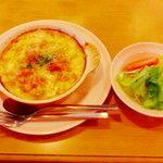ジョイフル - 料理写真:チキンドリア