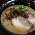 拉麺 空海 - 白らーめん500円