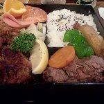 21272421 - 洋食弁当¥1480