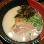 21272855 - 高菜ラーメン500円