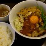 Tsurumen - 味噌どろまぜそば