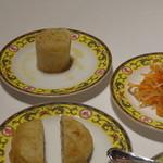 厲家菜 - 白菜の芥子漬け
