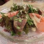 クレープリー・アルション - 牛肉と枝豆のゼリーよせ