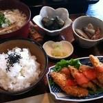 こふじもち 横川店 - 昼定食