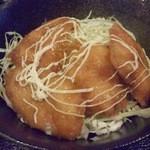バンガラング - 料理写真:チキン南蛮丼 \800