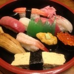 和光鮨 - 出前の特上寿司