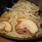 松任製麺 - 麺、3玉です。
