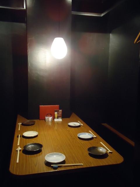 潜酔館 福°腹° - 奥の半個室