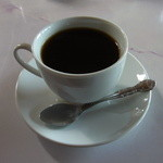 つきじ - ホットコーヒー