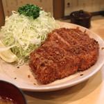 丸一 - 極上ロースかつ (定食)