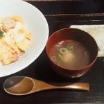21279753 - 130909北海道 直 親子丼1,000円