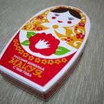 ロシアチョコレートの店 マツヤ - 可愛らしいパッケージ