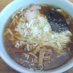 桂山 - ラーメン550円
