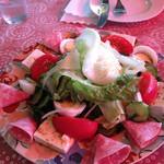 シェフ - 料理写真:シェフ・サラダ