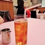 レストラン西櫻亭 - アフターランチの飲物も選択可能(珈琲or紅茶)