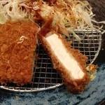 とんかつ 和幸 - ロースカツ定食