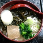 21297969 - 沖縄風スープごはん