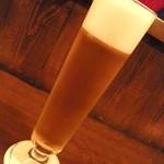 チャコール バルジュ - 生ビール♪