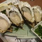 創作居酒屋 レストラン ノア - 生かき(2ヶ):780円
