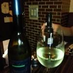 ビストロ シャノアール - 白ワイン