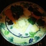 ビストロ シャノアール - チーズ盛り合わせ
