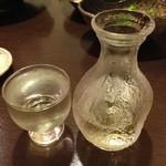 双庵 - 多摩の八重桜 600円。