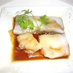 白金亭 - 腸粉(ライスクレープ)