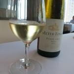 モダンフレンチ 「コラージュ」 - (MEYER FONNE2011)ほのかな甘み豊かなフランスアルザスのバランス良い辛口です