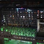 ル・タン - 京都タワーから見たグランビアホテル