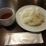 空とぶ子ブタ - ラース、スープ