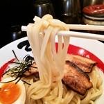 北井てっぺい - 麺アップ