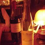 バー バンブー - マスネ オードヴィ フランボワーズとフィリップ・ド・ブルゴーニュ フランボワーズを使って