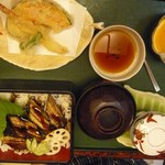 21302119 - 焼穴子重 むさし寿司