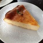 21302328 - 自家製チーズケーキ