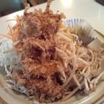 ハーイ・ハニー - Aランチ 部がの生姜焼きと串カツ