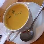 21303292 - かぼちゃの冷製スープ