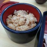 21303971 - 松茸ご飯