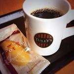 タリーズコーヒー - タリーズでモーニングコーヒーなう♡