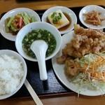 中華料理 聚仙閣 - 日替りランチ