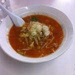 木村屋ラーメン - 麻ジャン麺