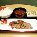全員酒豪 - 【ランチ】生姜焼き定食 780円