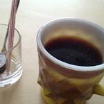 シャトー2Fカフェ - 珈琲