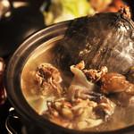 米とサーカス - 高級食材すっぽん鍋が4500円のお食事コースに!