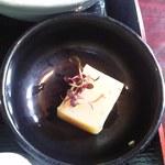 ゆずや - 高野豆腐の煮物 アップ♪w