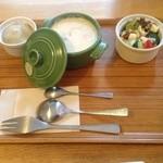 ラ・フーガス - スーププレート