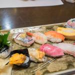 かっぱ寿し - 特上寿司