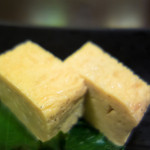 かっぱ寿し - 出汁巻き玉子